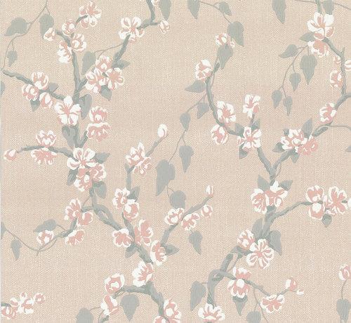 Little Green Behang Little Greene Behang Archive Trails Sakura Petal