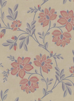 Little Green Behang Little Greene Behang Archive Trails Stitch Berry