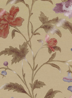 Little Green Behang Little Greene Behang Archive Trails China Rose Bronze