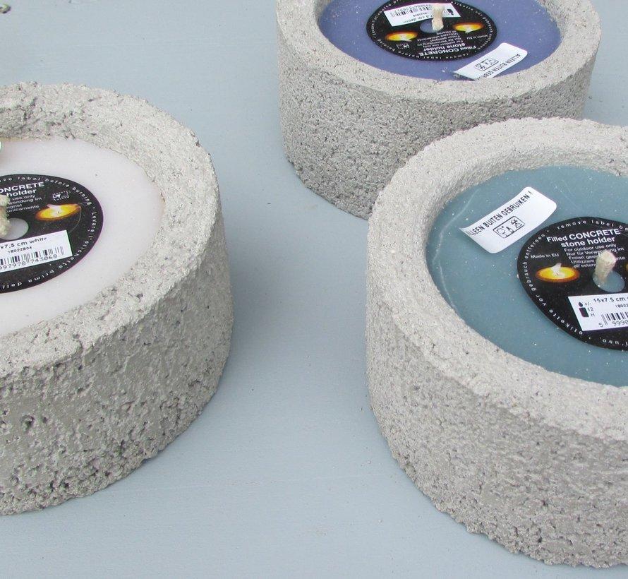 Buitenkaars cement - meerdere kleuren