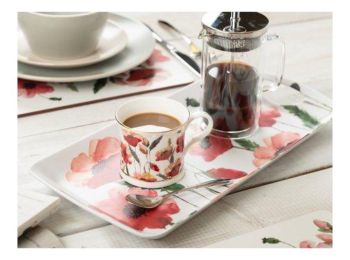 KitchenCraft; Engelse Kwaliteitsprodukten Copy of Dienblaadje Klaprozen - s-