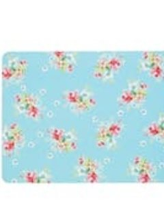Zisensa, private collection Unieke woonaccessoires Kleine Placemats Engelse rozen set/4