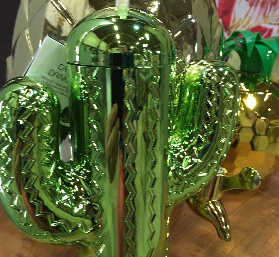 Copy of BarCraft Metallic gouden drankdispenser Ananas