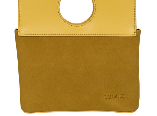 Zisensa, private collection Unieke woonaccessoires Damestas yellow
