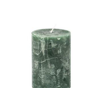 Branded By; Hoge kwaliteitskaarsen Kaars Hunted Green 7x10 cm.