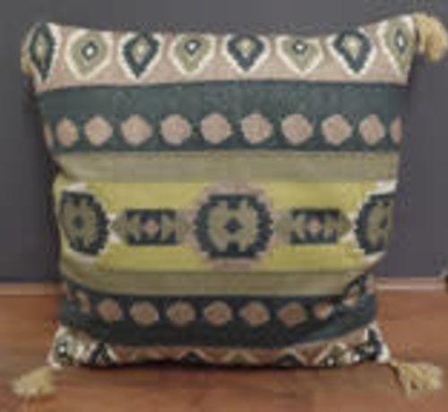 GoRound Interior Kussen AA Yaro Green/Lime