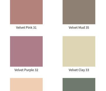 Amazona Krijtverf & Kleurwas Amazona Krijtverf Velvet Pink 31