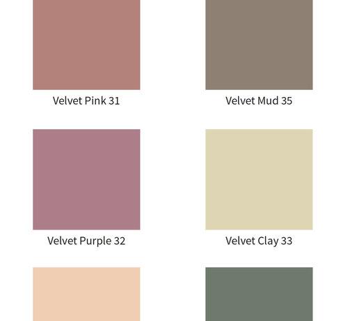 Amazona Krijtverf & Kleurwas Krijtverf Velvet Clay 33