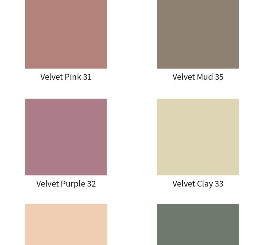 Krijtverf Velvet Clay 33