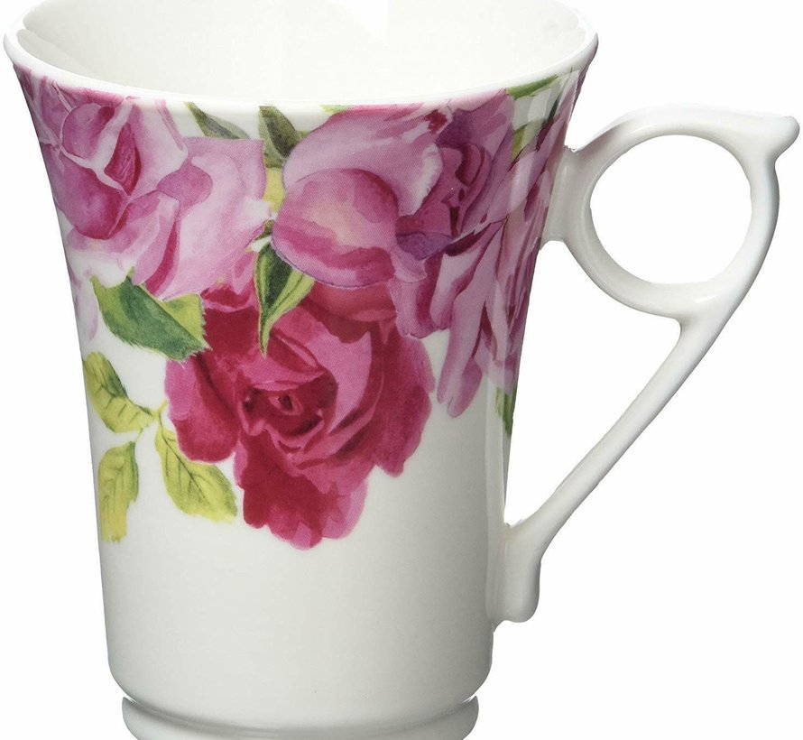 Copy of Southbourne Rose; hoge mok mintgroen