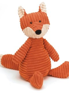 Jelly Cat; Kwaliteits knuffels Jellycat Cordy Roy Fox