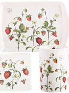 KitchenCraft; Engelse Kwaliteitsprodukten Cadeauset Strawberry Fayre