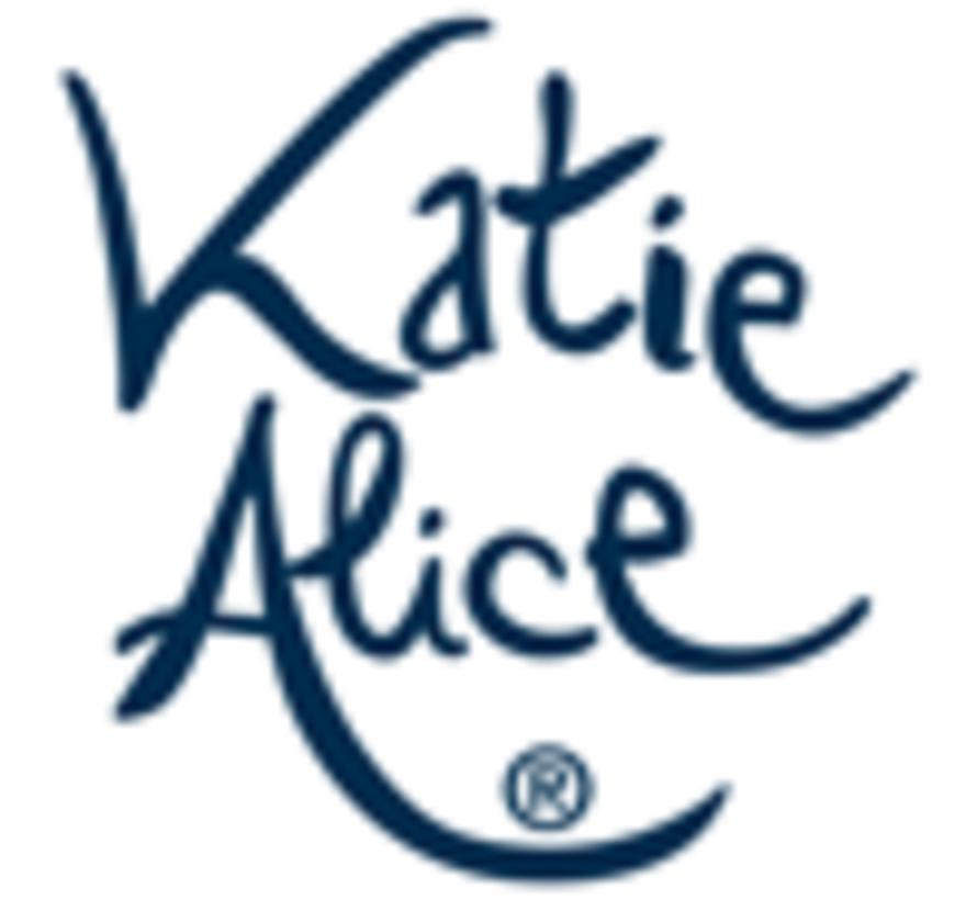 The Yuletide Sleigh Ride Kerstmok Katie Alice rood