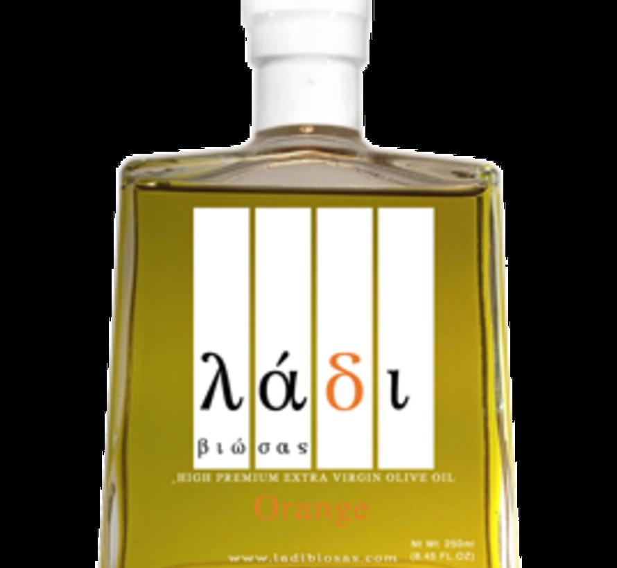 Copy of Griekse Agrumato Olijfolie & Lemon 250 ml.