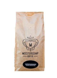 Zisensa, private collection Unieke woonaccessoires Dark Roast  Espresso Koffiebonen per 1000 gram