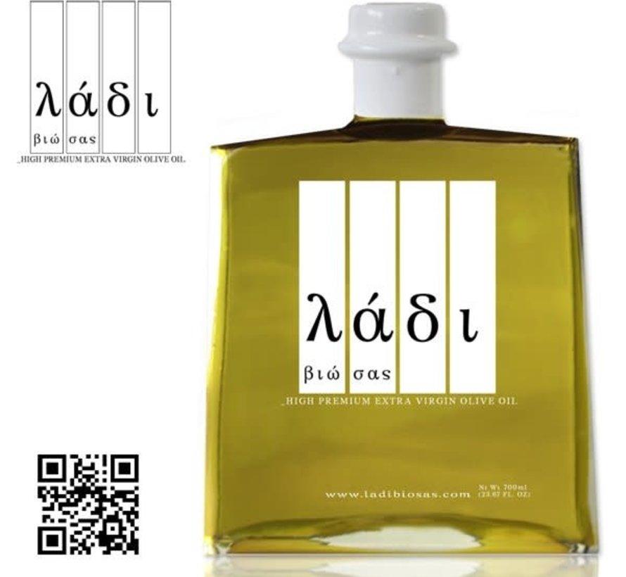 Griekse Agrumato Olijfolie & Lemon 250 ml.