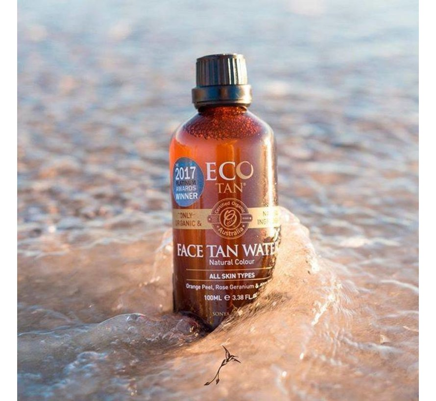Eco by Sonya - Face Tan Water
