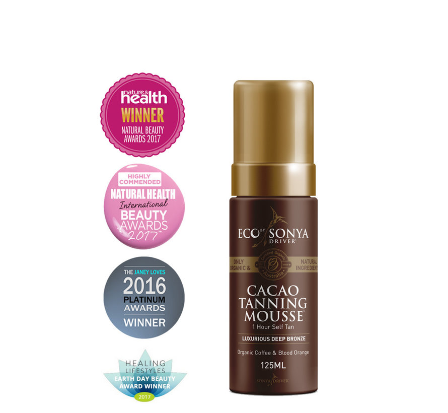 Eco by Sonya - Cacao Tanning Mousse