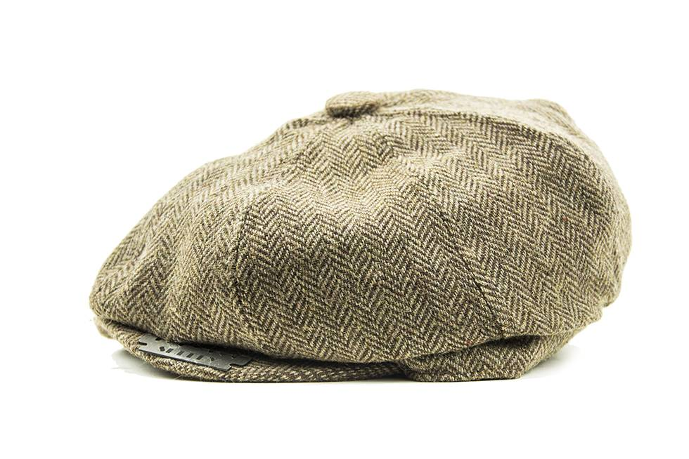 Shelby cap brown-beige