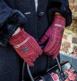 Peaky gloves red