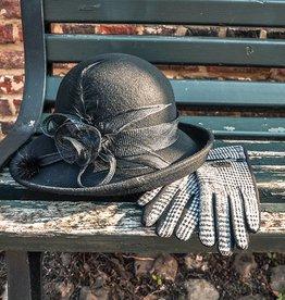 Peaky gloves grey
