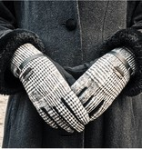 Peaky gloves grey