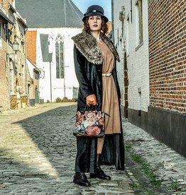 Peaky Blinders Women Harris Tweed Amp Leather Shelby