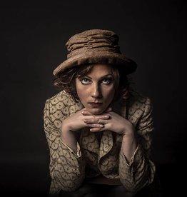 Audrey brown tweed