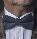 Billy blue bow tie & pocket square