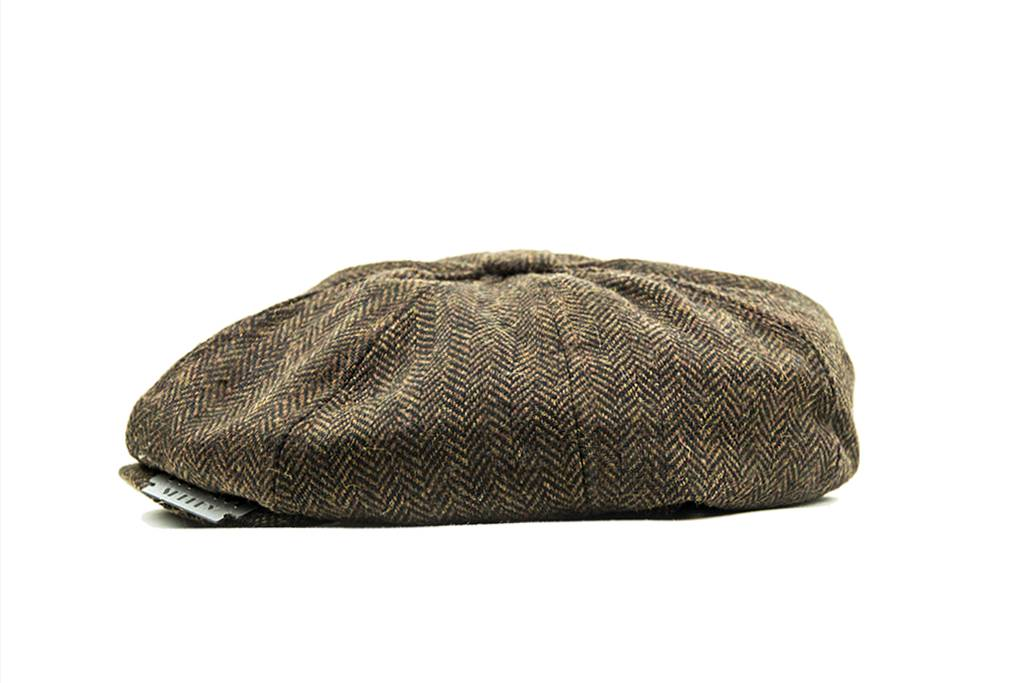 Shelby cap brown