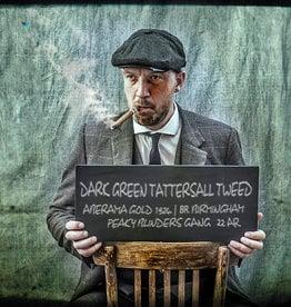 Aberama suit dark green