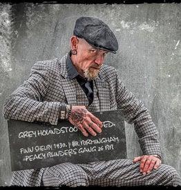 Finn Houndstooth suit