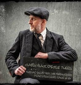 Thomas  suit Classic Black  Speckle