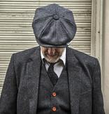 3-piece tweed suit  Classic Black Speckle