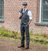 Thomas MP suit dark grey