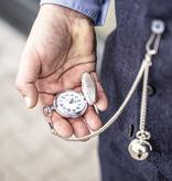 Pocket watch silver