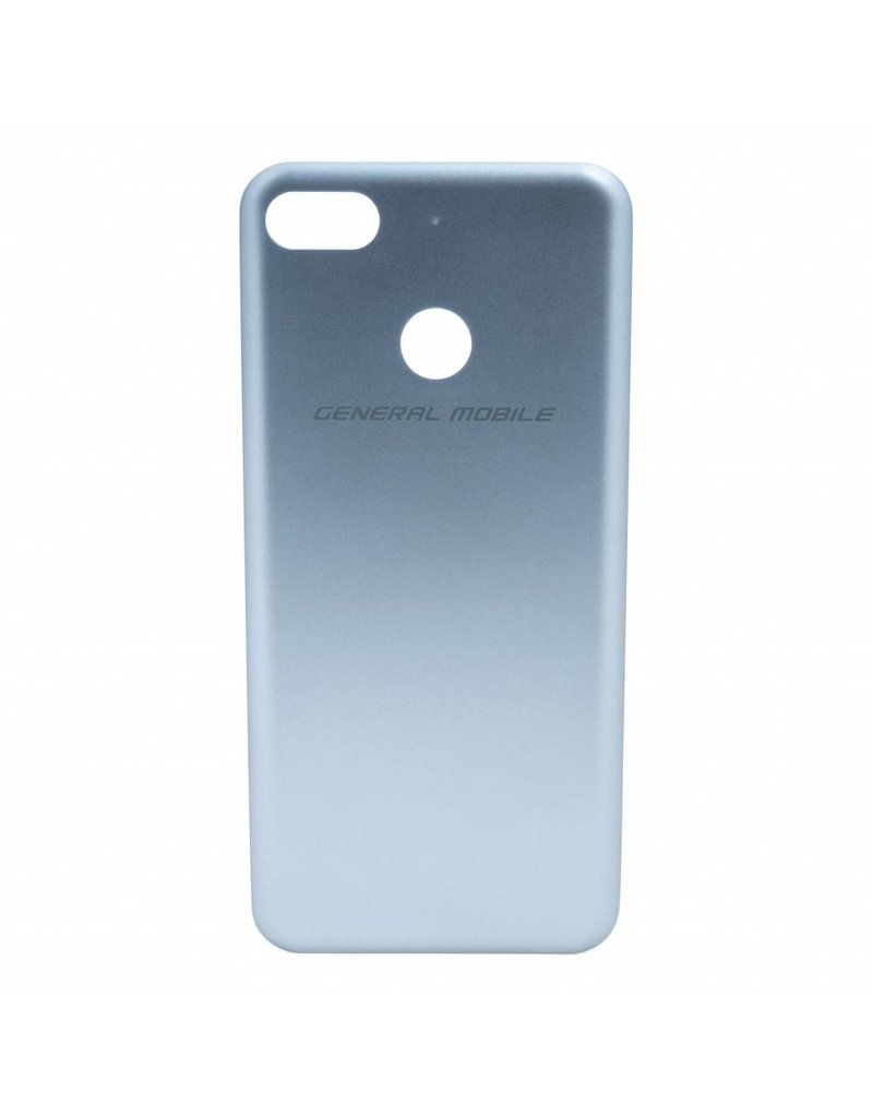 GM 8 GO Battery cover-Space Grey