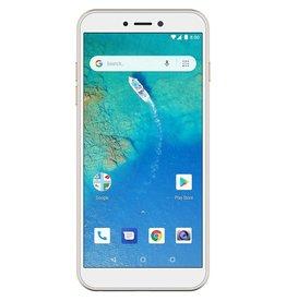 General Mobile GM 8 Go 16GB Dual SIM-White Gold