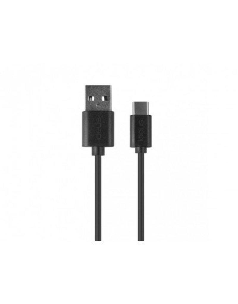 Ideus IDEUS CABLE DATA USB-C 2.0 BLACK