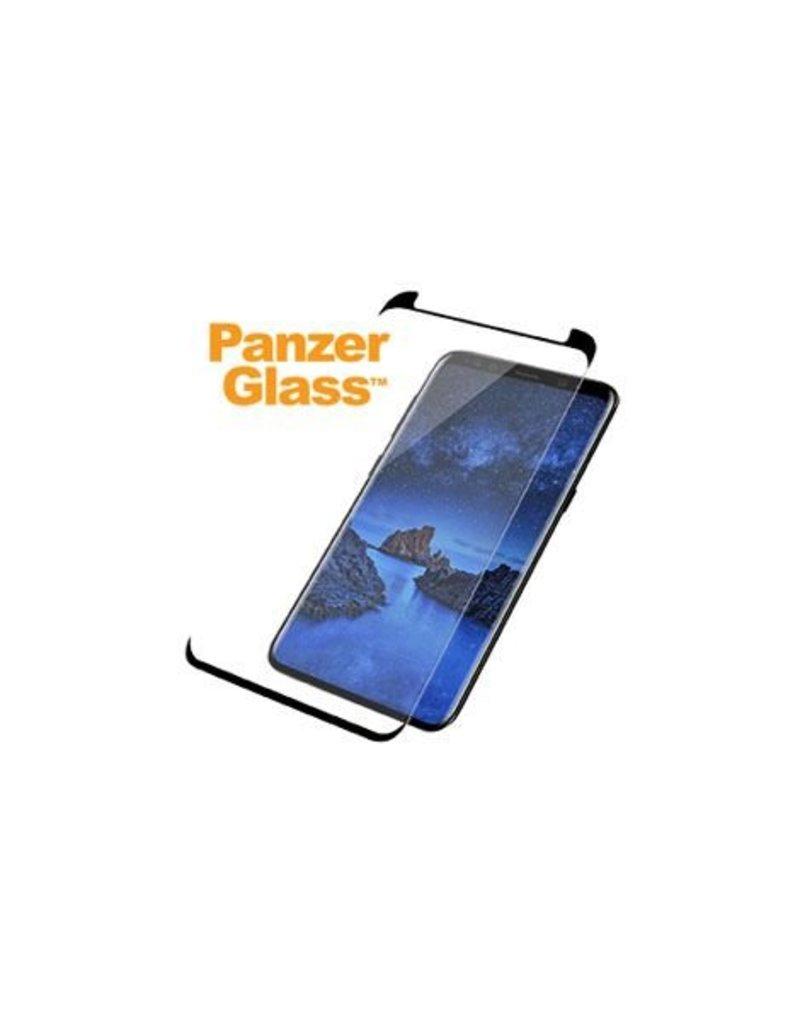 Panzerglass Samsung Galaxy S9 - Screenprotector Black Case Friendly
