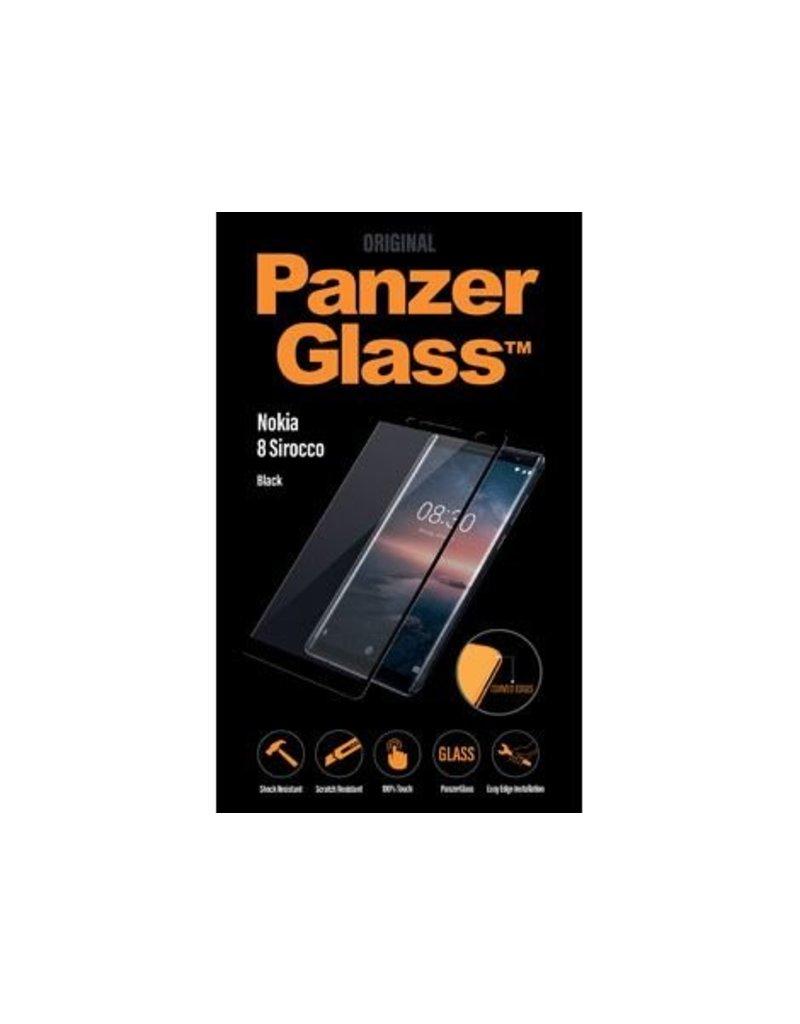 Panzerglass Nokia 8 Sirocco - Black