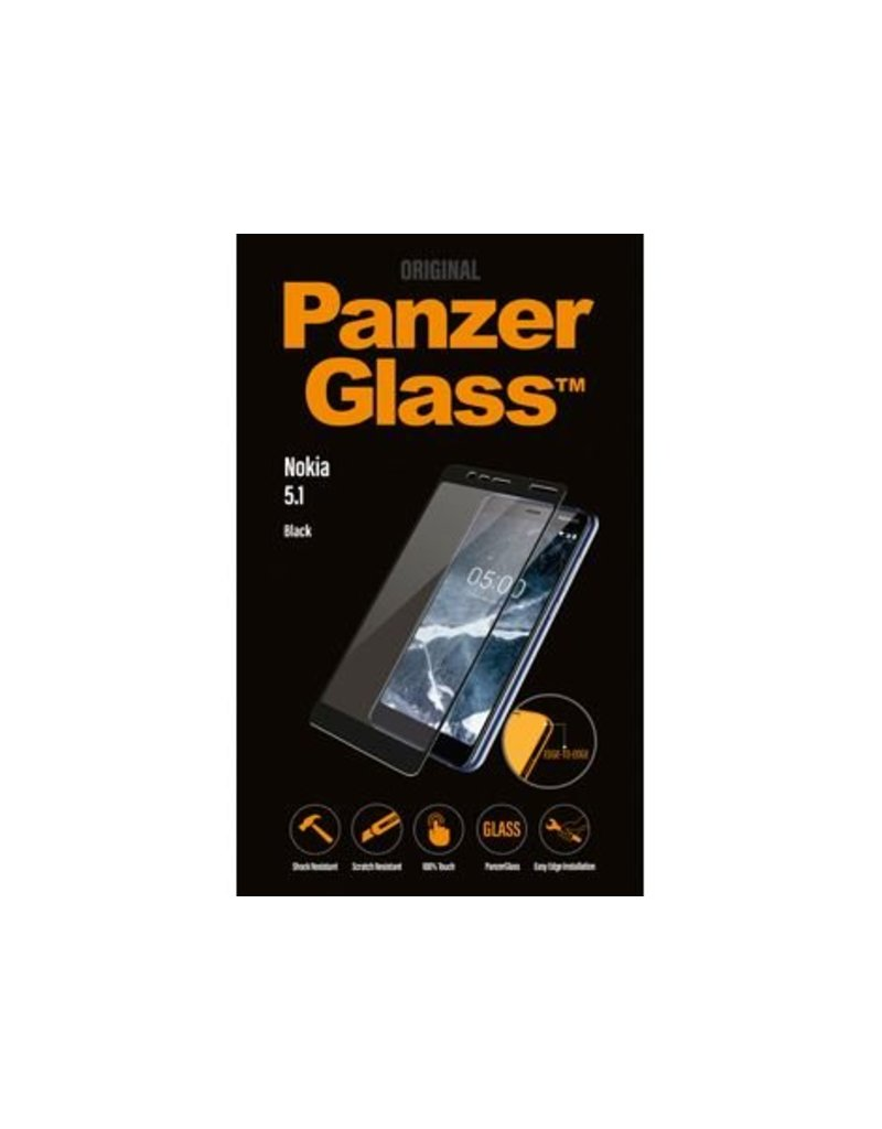 Panzerglass Nokia 5.1 - Black