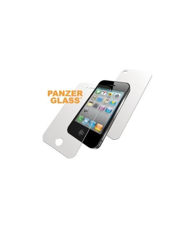 Panzerglass Apple iPhone 4/4S Front + Back