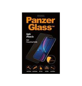 Panzerglass Apple iphone XR - Black - PRIVACY Case Friend