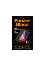 Panzerglass Apple iPhone 6/6s/7/8 - Black Case Friendly