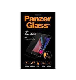 Panzerglass Apple iPhone 6/6S/7/8-Black PRIVACY CaseFriendly