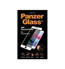 Panzerglass Apple iPhone 6/6S/7/8+ Wht PRIVACY Case Friendly