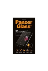 Panzerglass Apple iPhone 6/6S/7/8+ Blk PRIVACY Case Friendly