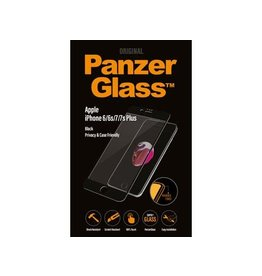 Panzerglass Apple iPhone 6/6S/7/8+ Blk PRIVACY Case Friendly