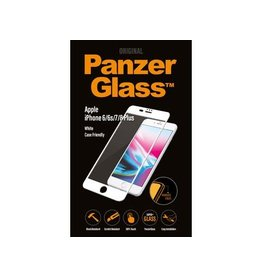 Panzerglass Apple iPhone 6/6s/7/8+ - White Case Friendly